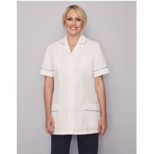 Color piping healthcare uniform