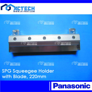 Factory directly sale for Panasonic Printer Spare Parts,HP Printer Replacement Parts,Panasonic Replacement Parts Manufacturers and Suppliers in China 220mm SP80 Squeegee Holder with Blade supply to Tuvalu Factory