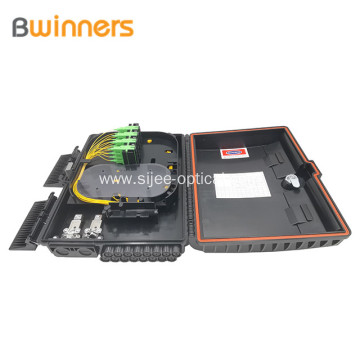 1X16 Splitter Ftth Fiber Optic Termination Distribution Box
