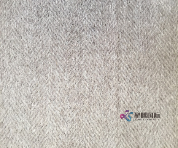 Soft Wool Blend Fabric