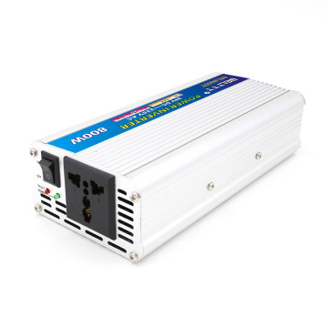 800W 12V24VDC to 110V220VAC Modified Sine Wave Inverter