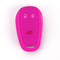 Rubber keyless remote case vervanging