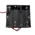 Wire leads 4 AA Cell Battery Holder