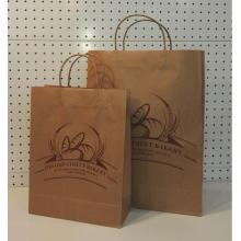 Printed Shopping Bags With Handle