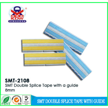 China Factories for Double Splice Tape SMT Double Splice Tape with a guide 8mm export to Reunion Factory
