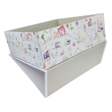 Luxury Custom Paper Xmas Gift Box