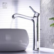 China for Black Basin Faucet HIDEEP Pure Brass Single Handle Basin Faucet export to France Exporter