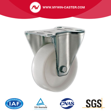 Plate Rigid PP Industrial Caster
