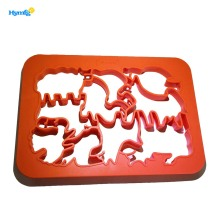 Best Quality for Easter Cookie Cutters One press plastic Farm Animal Biscuit Cookie Cutter supply to South Korea Manufacturers