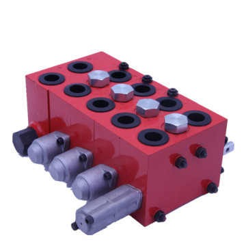 hydraulic define sectional valve