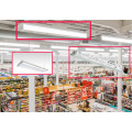 Supermarket Lighting Troffer & Lineær LED Driver