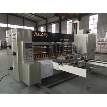 Automatic Lead edge Feeding Rotary Die cutting Machine