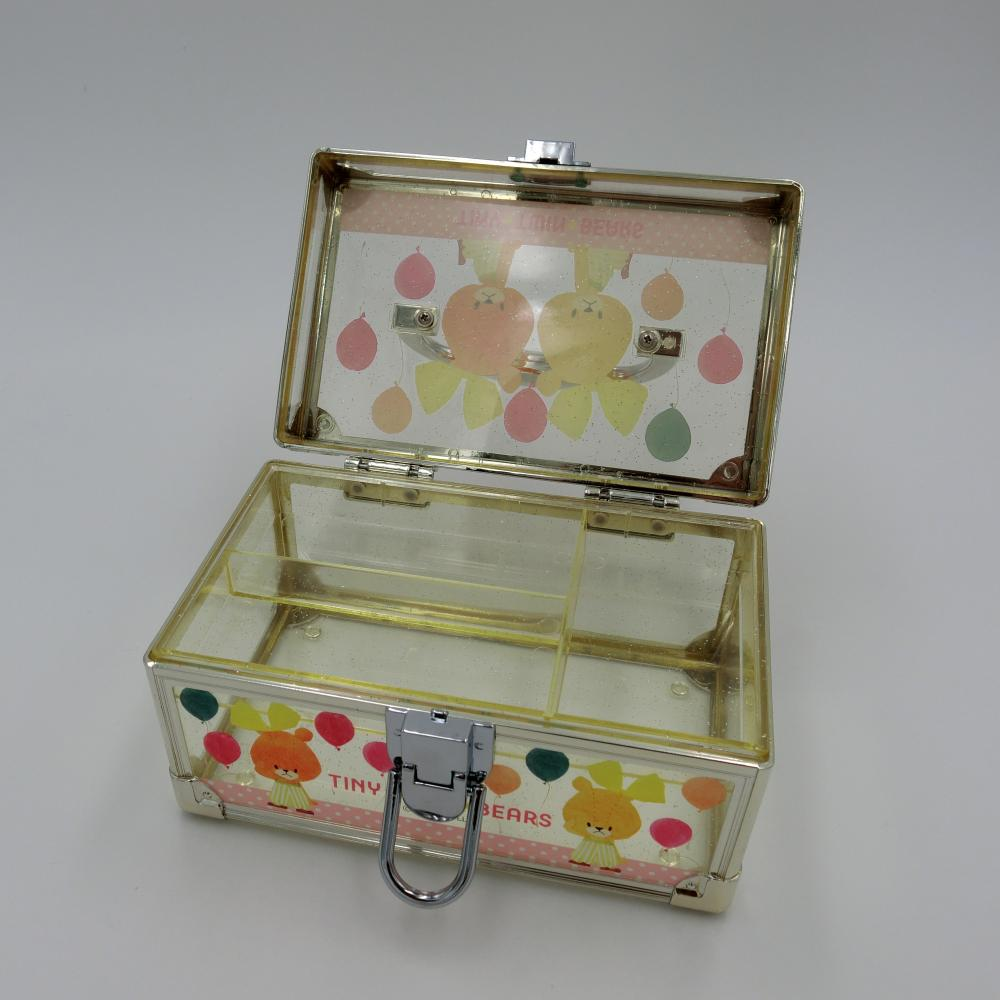 Plastic Jewerly Box