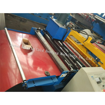 Metal Sheet Leveling And Cutting Machine Seller