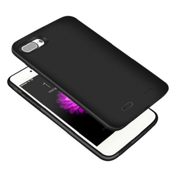 Funda de litio para iPhone de gran capacidad.