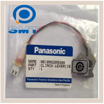 Special for Panasonic Rl Machine Cutter N610082093AA CLINCH LEVER AVK AI PANASONIC PARTS supply to Japan Manufacturers