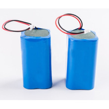 18650 7.4v 4000mah li-ion battery pack