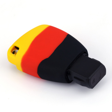 Newly Silicone Car Key Case For Benz