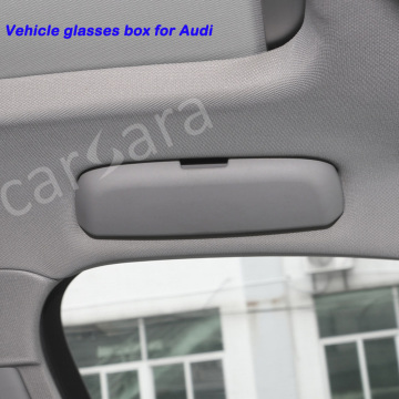 Vehicle Glasses Sun-glasses Storage Box Universal for Audi