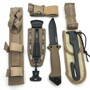 Army Military Fixed Blade Combat Knife