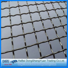 Square Crimped Wire Mesh Barbecue Wire Mesh