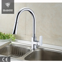 Luxury Table Top Pull Out Spray Kitchen Faucets