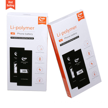Wholesale smartphone replacement battery for iPhone 6 6s
