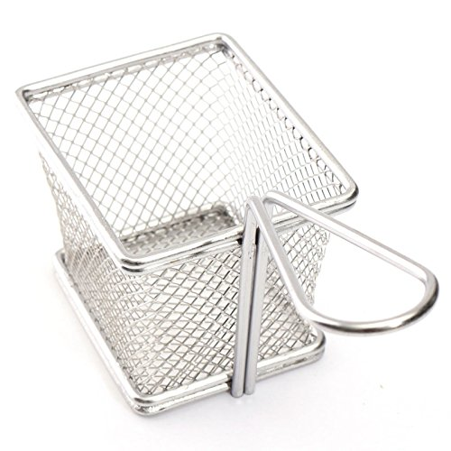 Stainless Steel French Fries Basket Kitchen Cooking Tools