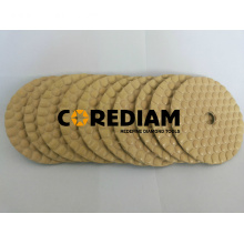 Good Quality for Granite Polishing Pads 125mm Diamond Dry Pads for Stone Polishing supply to Turkmenistan Manufacturer