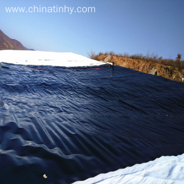 Aquaponics Fish Tank Price HDPE 1mm Geomembrane Liner