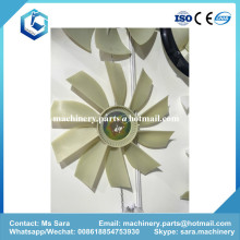 Best Price for for Excavator Diesel Engine Parts PC200-8 Excavator Engine Cooling Fan supply to South Africa Exporter