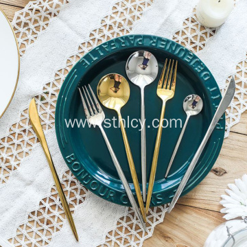 304 Stainless Steel Set Household Tableware