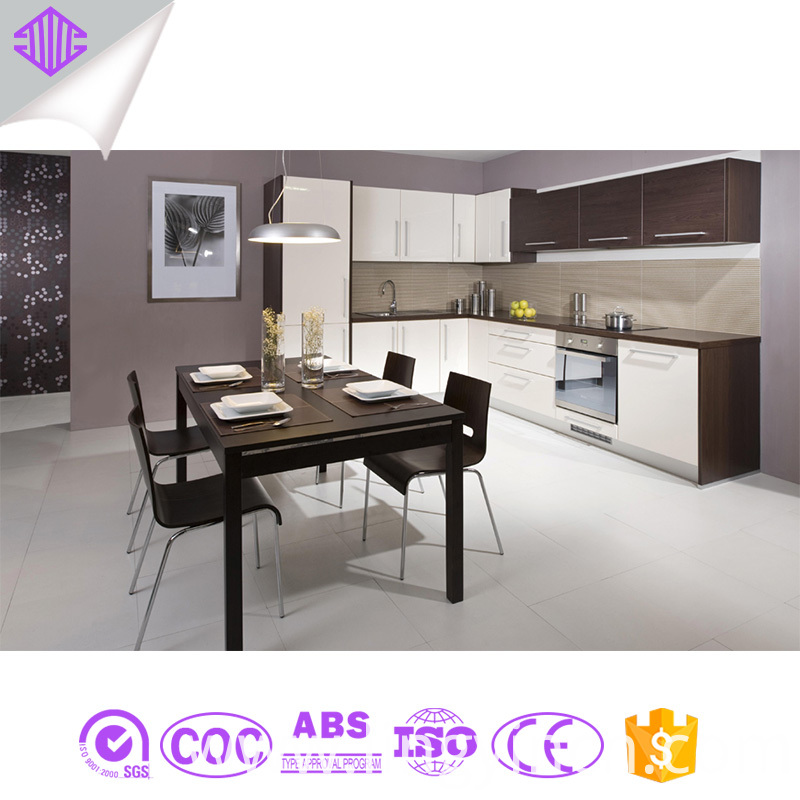 2018 China made top grade acrylic kitchen cabinet