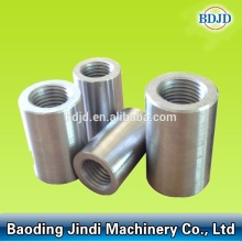 Best Price for for Rib Peeling Rebar Coupler Rebar Industrial Steel Threaded Joint Coupling supply to United States Factories