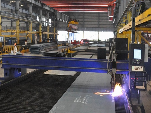 Cnc Plasma Cutting Machine 2