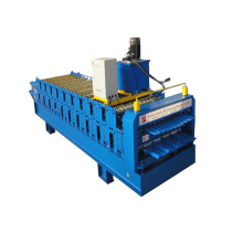 Metal&Zinc Wall Panel Double Deck Roll Forming Machine