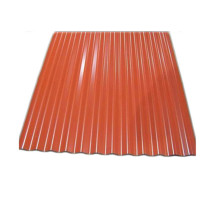 regular spangle 28g corrugated galvanized steel sheet