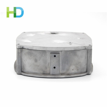 Street lighting components aluminum gravity die-casting