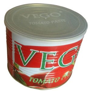 Big Tomato Paste in Tin