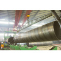 36 inch carbon steel black Spiral pipe