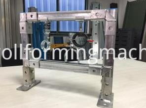 Cable Tray Strut Support Machine