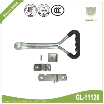 Enclosed Trailer Parts Rear Door Gear Lock