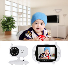 Customized for 3.5Inch Kids Video Monitor Mini Electronic Babysitter Monitoring System for Little Kids supply to Italy Wholesale