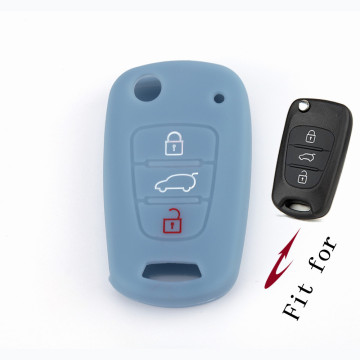 Remote Flip Key Fob Shell For Kia Soul