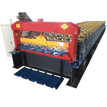 Trapezoidal Panel Cold Roll Forming Machine