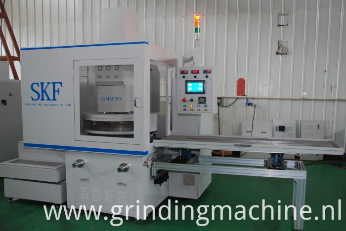 double side surface grinding machine