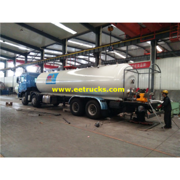 25000l 310hp LPG Filling Tank Trucks