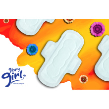 Soft Menstrual sanitary napkins for girl