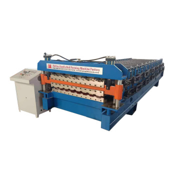 Steel Roof Double Layer Forming Machine for Kenya