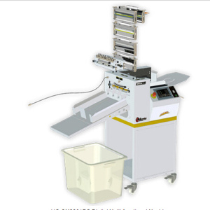 ZX 330ABC Digital Multi-function creasing and perforating machine